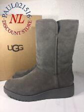 USED UGG Women's Amie Boots 1013428W ~ Grey ~ Size 6 & 8