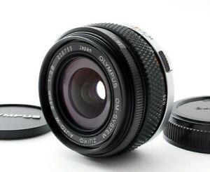 Olympus OM-System Zuiko Auto-W 24mm f/2.8 MF Prime Lens [N MINT] Japan 870360