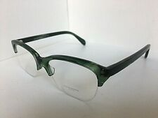New Oliver Peoples OV 5230 1334 Tarlan 50mm Green Eyeglasses Frame Italy