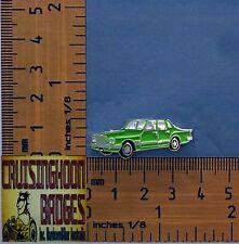 S & R Series Chrysler Valiant Green Sedan Quality Metal Lapel Pin / Badge