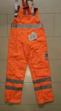 NEU Watex Forest Jack Schnittschutzhose Gr. 52 / L orange / Warnschutz-Latzhose