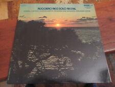 """Vintage LP """"Ruggiero Ricci Solo Recital"""" STS 15153, EXCELLENT Condition"""