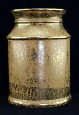 "Granada Gold Stangl Vase Milk Urn Style 3688 7"" Hand Painted"