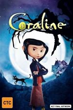 Coraline (Blu-ray, 2011, 2-Disc Set)