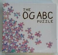 """The """" OG ABC """" Puzzle 500 pieces UNIQUE Rap R&B Hip Hop Little Homie Music NIB"""
