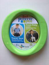 New Kalencom 2-in-1 Potette Plus Travel Potty w Bonuses