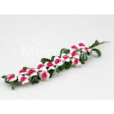 1:12 scale dollshouse decoration halaenopsis green plant flower vine 12098
