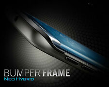 Ultra Slim Schutzhülle Samsung Galaxy S7 Edge Hülle Tasche Case Matt Schwartz