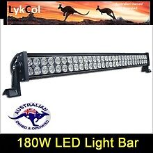 Waterproof Double Row LED Light Bar (TC-18060-180W)