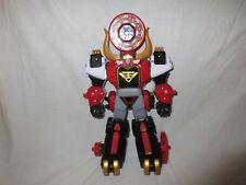 Power Rangers samurai bullzord megazord
