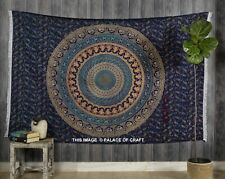 Ethnic Mandala Wall Hanging Home Decor Tapestry Hippie Cotton Bedding Throw Art