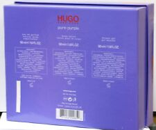 Hugo Boss Pure Purple  zestaw  edp 50 ml +