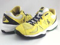 POLO Ralph Lauren New Balance Shoes 696 Yellow NB MC696PL Sneakers Mens US 10/44