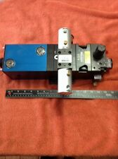 Interface Devices Inc IDI Intensifier Pump with Hyvair Valve