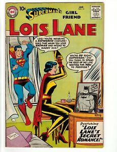 Superman's Girlfriend Lois Lane (1960) #14 VF/NM