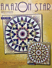 Judy Niemeyer AMAZON STAR Foundation Paper Piecing Large Quilt Pattern