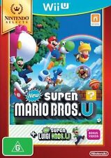 New Super Mario Bros. U + New Super Luigi U (Wii U, 2016)
