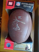 Brad Johnson Autographed Football