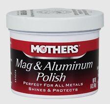 Mothers Mag Wheel and Aluminium Polish Brass Alloy Metal 5oz 141g 05100