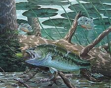 Louisiana Sportsmen's Show '94 by John Akers (Signed & Numbered)