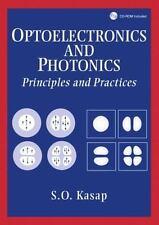 Optoelectronics and Photonics: Principles and Practices, Kasap, Safa O., Accepta