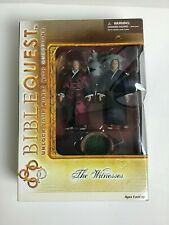 Biblequest The Witnesses Action Figures 2007