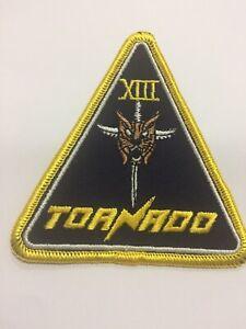 RAF Tornado GR4 13 Squadron patch