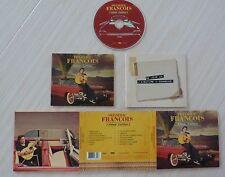 BEAU CD DIGIPACK AMOR LATINO FREDERIC FRANCOIS 14 TITRES 2013