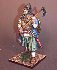 St. Petersburg. Amber. Warrior of Prince Svyatoslav of Novgorod -3. 54mm