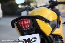 2009-2017 Yamaha FZ6R FZ6-R XJ6 SMOKE Integrated Turn Signal LED Tail Light