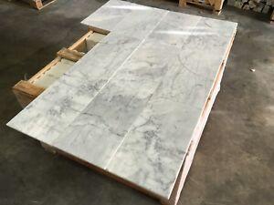 Statuario Marble Tiles, Polished Italian Marble Tile, Floor/ Wall, SAMPLE