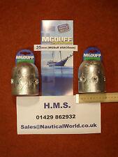 35mm Shaft Anode MG DUFF Yacht/Cruiser/Barge/Coble/Trawler/Ship/FishingBoat