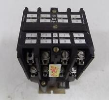 WESTINGHOUSE 4 POLE CONTACT RELAY ARA 766A030G03