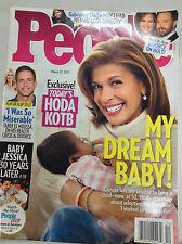 People Magazine Hoda Kotb March 20, 2017 062117nonr