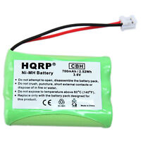 HQRP Battery for AT&T E5643 E5643B E5644B E5654B E5655 Cordless Phone