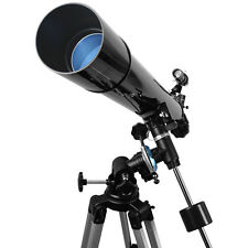90080EQ Professional Astronomical Telescope Multi-Coated Lens With Tripod