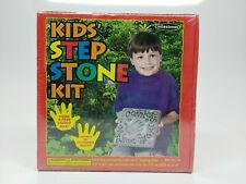 New Milestones Mosaic Stepping Stone Kit Kids Craft Art Project Rock
