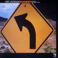 Milt Jackson With Hubert Laws – Goodbye CTI 6038 (NM/EX) [0741] LP vinyl