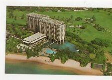 Kahala Hilton Hotel Honolulu Hawaii USA Old Postcard 291a