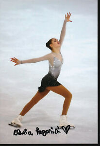 PAGANINI Alexia - SUI - Figure Skating - Photo signed