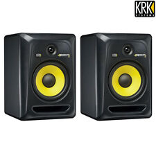 KRK RP8G3NA Rokit 8 Generation 3 Powered Studio Monitors - Pair