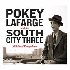 Middle of Everywhere 12 Inch Analog Pokey Lafarge & The River City Three LP Re