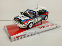 Slot car Scalextric U10246S300 Lancia Delta Integrale #6 Rally Sfari 1991