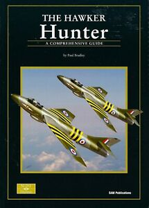 The Hawker Hunter MDF16 - A Comprehensive Guide (SAM pubs) - New Copy