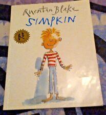 Simpkin by Quentin Blake (Paperback, 1995)