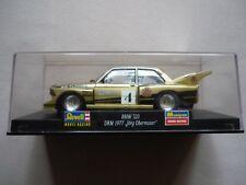 """REVELL MONOGRAM BMW 320 DRM """"Warsteiner"""" 1977 #08378"""