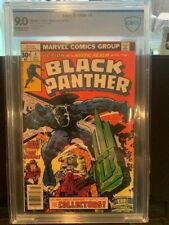 BLACK PANTHER #4 7/1977 JACK KIRBY!! CBCS 9.0!!
