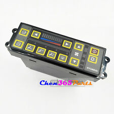 11N6-90031 Air Conditioner Controller For Excavator Hyundai R210-7 R210LC-7