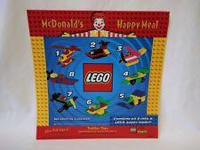 McDonald's Happy Meal TRANSLITE Sign LEGO