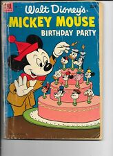 Mickey Mouse Birthday Party  #1